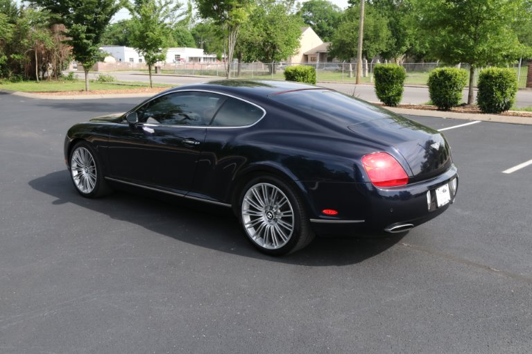 Used 2008 Bentley Continental  GT SPEED AWD COUPE W/NAV GT Speed for sale Sold at Auto Collection in Murfreesboro TN 37130 4