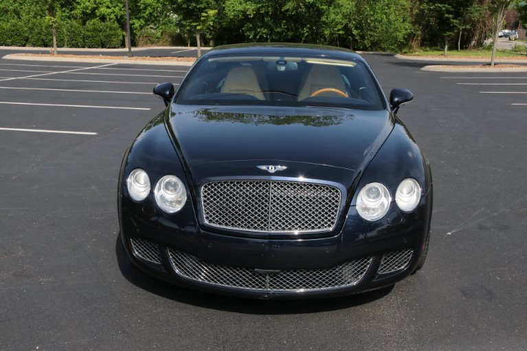 Used 2008 Bentley Continental  GT SPEED AWD COUPE W/NAV GT Speed for sale Sold at Auto Collection in Murfreesboro TN 37130 5
