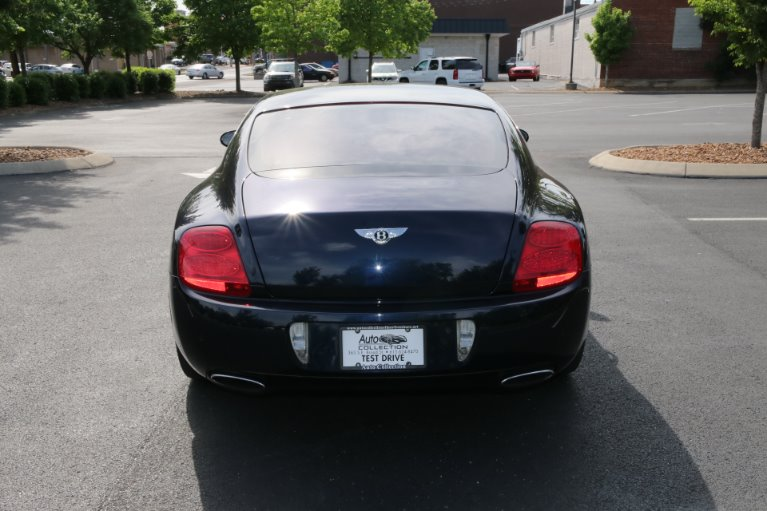 Used 2008 Bentley Continental  GT SPEED AWD COUPE W/NAV GT Speed for sale Sold at Auto Collection in Murfreesboro TN 37130 6