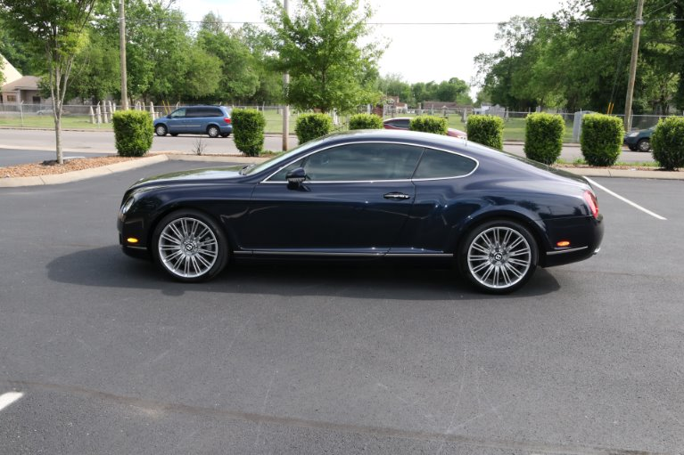 Used 2008 Bentley Continental  GT SPEED AWD COUPE W/NAV GT Speed for sale Sold at Auto Collection in Murfreesboro TN 37130 7