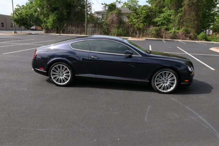 Used 2008 Bentley Continental  GT SPEED AWD COUPE W/NAV GT Speed for sale Sold at Auto Collection in Murfreesboro TN 37130 8