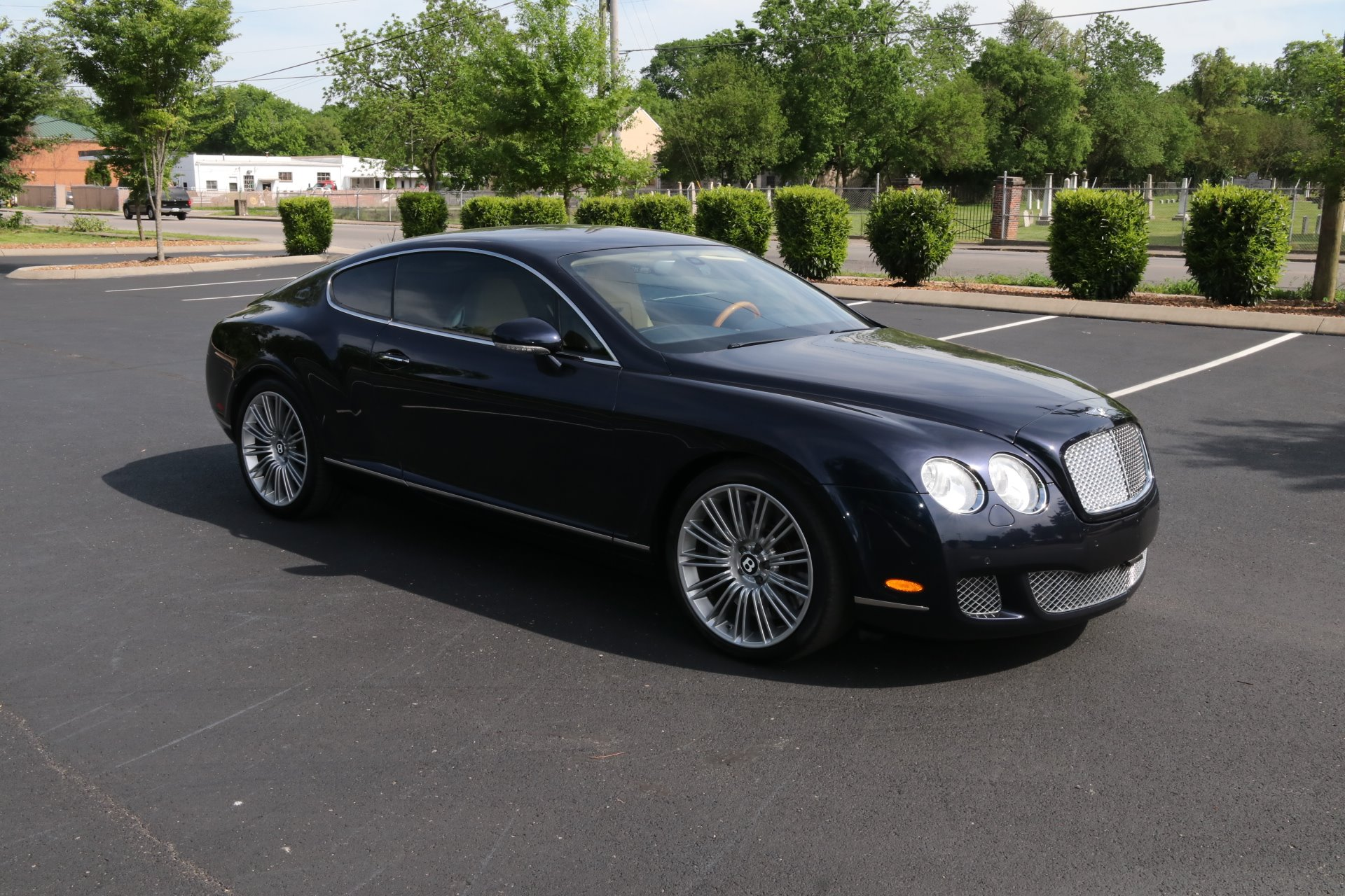 Used 2008 Bentley Continental  GT SPEED AWD COUPE W/NAV GT Speed for sale Sold at Auto Collection in Murfreesboro TN 37130 1