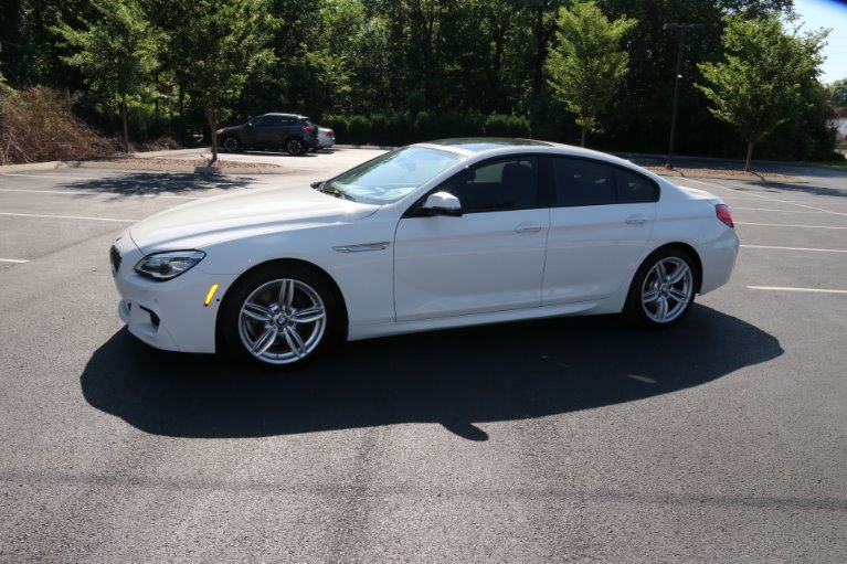Used 2016 BMW 6 Series 640i Gran Coupe for sale Sold at Auto Collection in Murfreesboro TN 37130 2