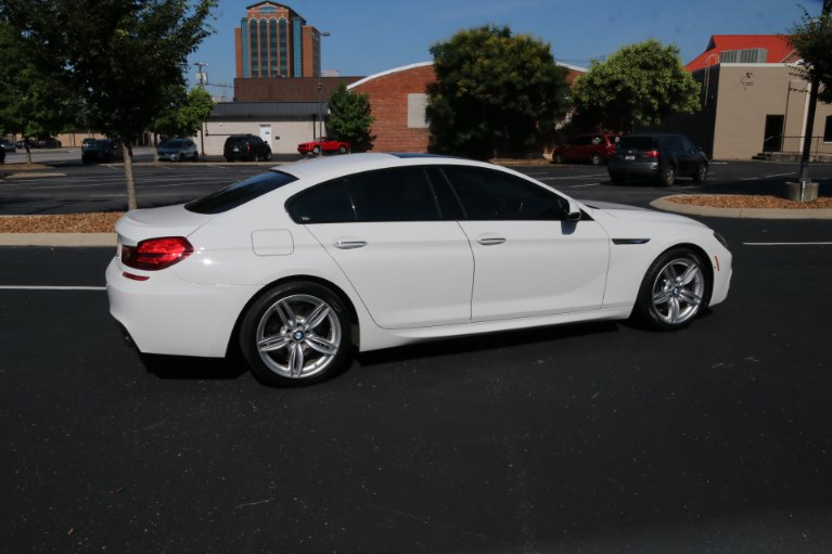 Used 2016 BMW 6 Series 640i Gran Coupe for sale Sold at Auto Collection in Murfreesboro TN 37130 3