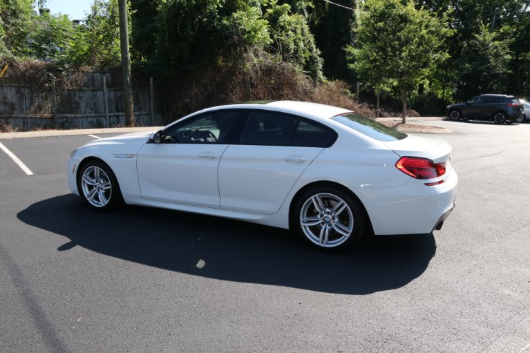 Used 2016 BMW 6 Series 640i Gran Coupe for sale Sold at Auto Collection in Murfreesboro TN 37130 4