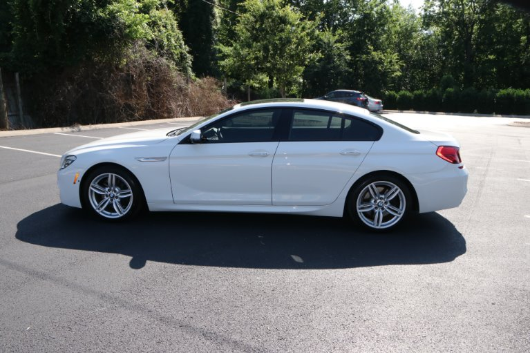 Used 2016 BMW 6 Series 640i Gran Coupe for sale Sold at Auto Collection in Murfreesboro TN 37130 7