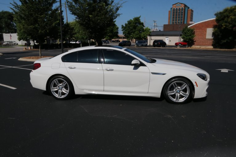 Used 2016 BMW 6 Series 640i Gran Coupe for sale Sold at Auto Collection in Murfreesboro TN 37130 8