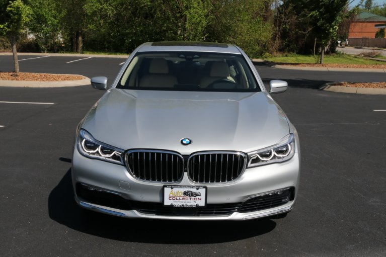 Used 2016 BMW 750XI AWD W/NAV 750i xDrive for sale $36,345 at Auto Collection in Murfreesboro TN 37129 5