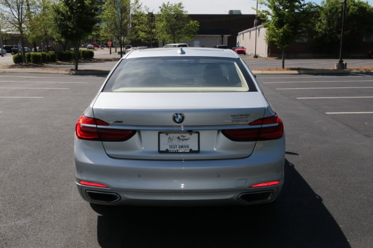 Used 2016 BMW 750XI AWD W/NAV 750i xDrive for sale Sold at Auto Collection in Murfreesboro TN 37130 6