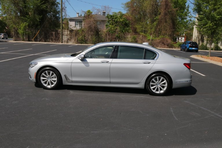 Used 2016 BMW 750XI AWD W/NAV 750i xDrive for sale Sold at Auto Collection in Murfreesboro TN 37130 7