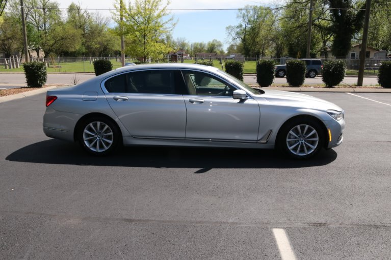 Used 2016 BMW 750XI AWD W/NAV 750i xDrive for sale Sold at Auto Collection in Murfreesboro TN 37130 8
