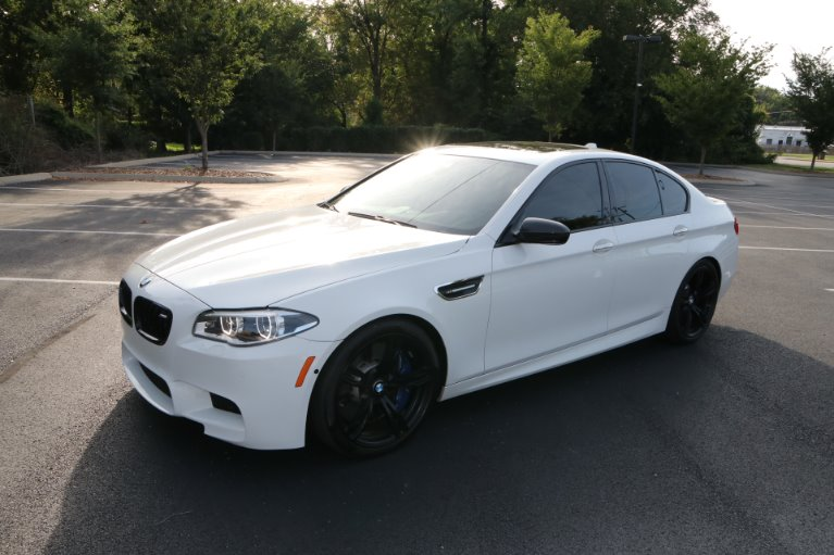 Used 2016 BMW M5 COMPETITION PKG W/NAV for sale Sold at Auto Collection in Murfreesboro TN 37130 2