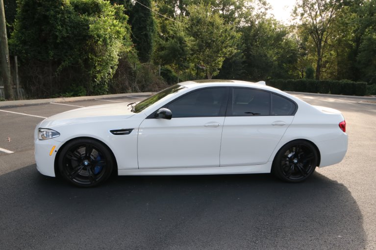 Used 2016 BMW M5 COMPETITION PKG W/NAV for sale Sold at Auto Collection in Murfreesboro TN 37130 7