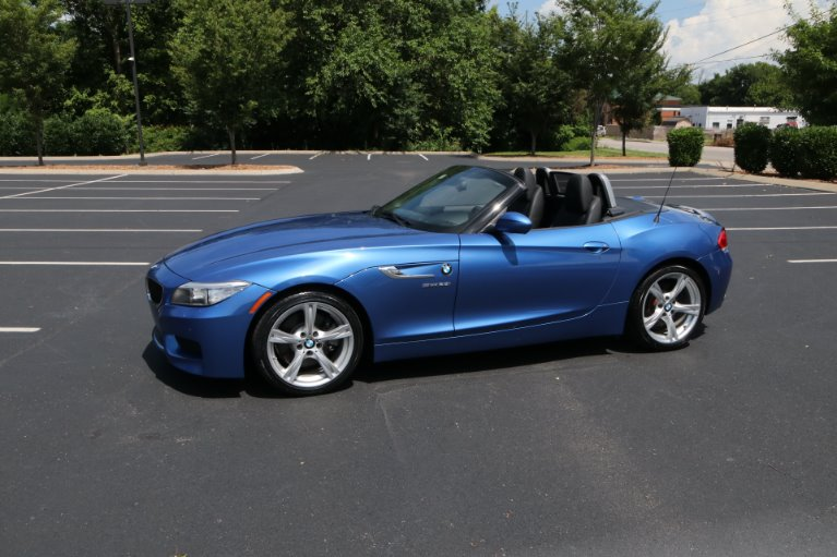 Used 2016 BMW Z4 2DR ROADSTER SDRIVE28I M SPORT W/NAV sDrive28i for sale Sold at Auto Collection in Murfreesboro TN 37130 2