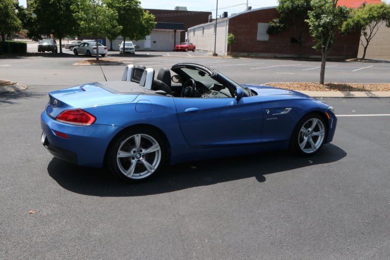 Used 2016 BMW Z4 2DR ROADSTER SDRIVE28I M SPORT W/NAV sDrive28i for sale Sold at Auto Collection in Murfreesboro TN 37130 3