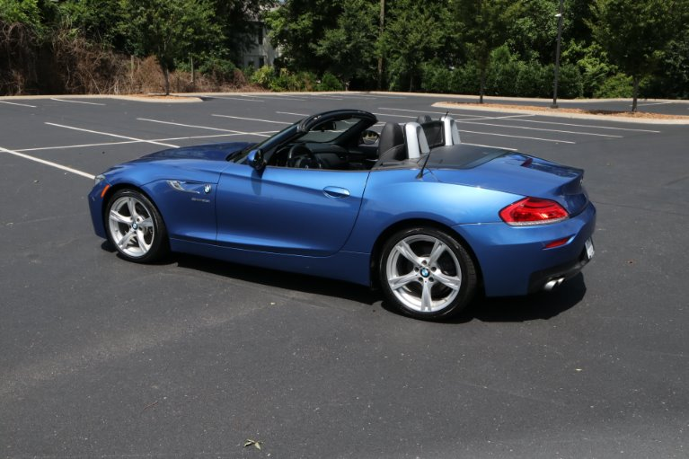 Used 2016 BMW Z4 2DR ROADSTER SDRIVE28I M SPORT W/NAV sDrive28i for sale Sold at Auto Collection in Murfreesboro TN 37130 4