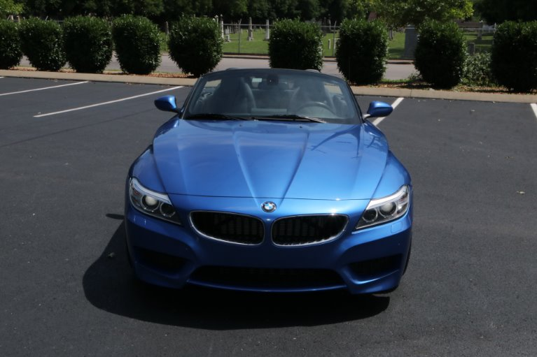 Used 2016 BMW Z4 2DR ROADSTER SDRIVE28I M SPORT W/NAV sDrive28i for sale Sold at Auto Collection in Murfreesboro TN 37130 5