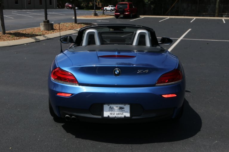 Used 2016 BMW Z4 2DR ROADSTER SDRIVE28I M SPORT W/NAV sDrive28i for sale Sold at Auto Collection in Murfreesboro TN 37130 6