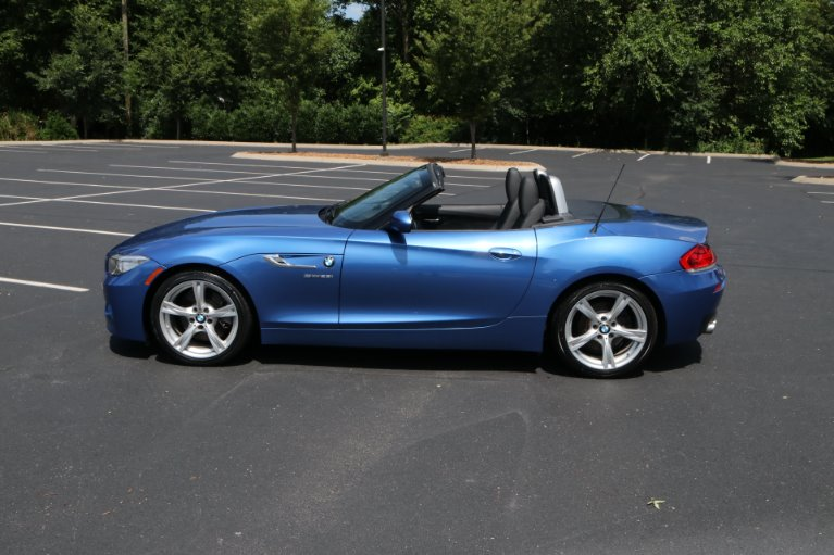 Used 2016 BMW Z4 2DR ROADSTER SDRIVE28I M SPORT W/NAV sDrive28i for sale Sold at Auto Collection in Murfreesboro TN 37130 7