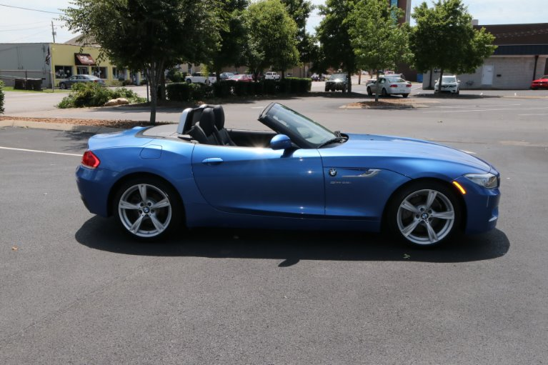 Used 2016 BMW Z4 2DR ROADSTER SDRIVE28I M SPORT W/NAV sDrive28i for sale Sold at Auto Collection in Murfreesboro TN 37130 8