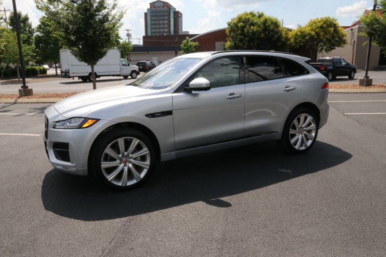 Used 2017 Jaguar F-PACE 35T R-SPORT AWD W/NAV 35t R-Sport for sale Sold at Auto Collection in Murfreesboro TN 37130 2