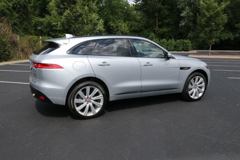 Used 2017 Jaguar F-PACE 35T R-SPORT AWD W/NAV 35t R-Sport for sale Sold at Auto Collection in Murfreesboro TN 37130 3