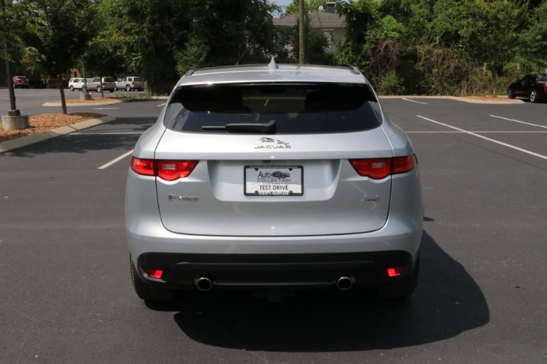 Used 2017 Jaguar F-PACE 35T R-SPORT AWD W/NAV 35t R-Sport for sale Sold at Auto Collection in Murfreesboro TN 37130 6