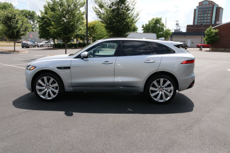 Used 2017 Jaguar F-PACE 35T R-SPORT AWD W/NAV 35t R-Sport for sale Sold at Auto Collection in Murfreesboro TN 37130 7