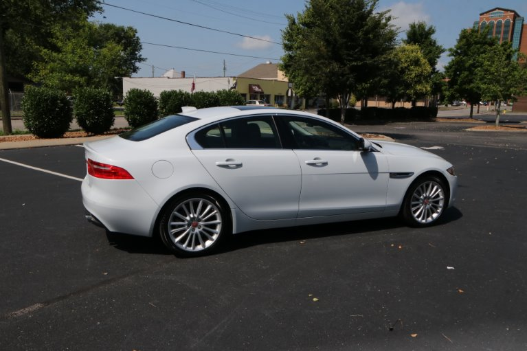 Used 2017 Jaguar XE AWD V6 FIRST EDIT 35t First Edition for sale Sold at Auto Collection in Murfreesboro TN 37130 3