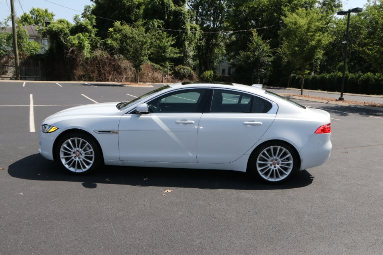 Used 2017 Jaguar XE AWD V6 FIRST EDIT 35t First Edition for sale Sold at Auto Collection in Murfreesboro TN 37130 7