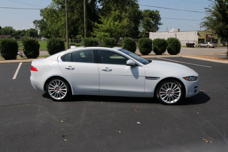 Used 2017 Jaguar XE AWD V6 FIRST EDIT 35t First Edition for sale Sold at Auto Collection in Murfreesboro TN 37130 8