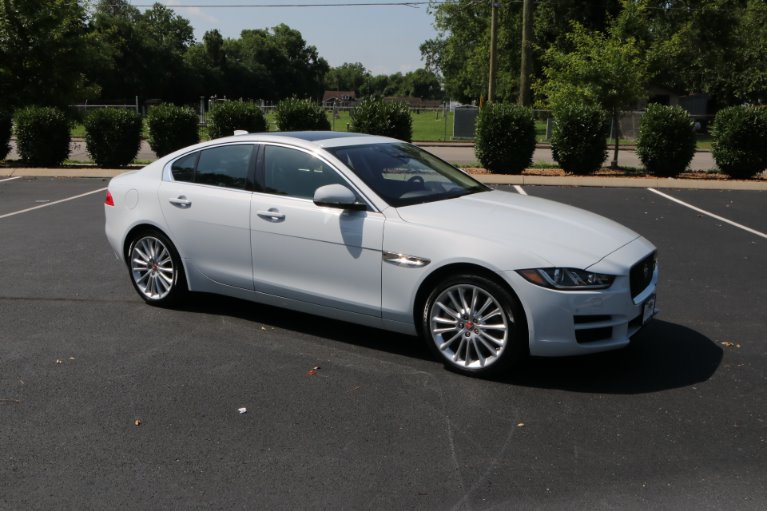 Used 2017 Jaguar XE AWD V6 FIRST EDIT 35t First Edition for sale Sold at Auto Collection in Murfreesboro TN 37130 1