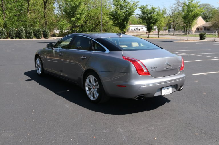 Used 2015 Jaguar XJL Portfolio for sale Sold at Auto Collection in Murfreesboro TN 37130 4