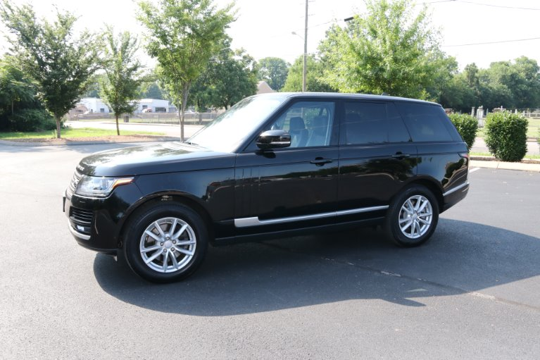 Used 2016 Land Rover Range Rover Td6 for sale Sold at Auto Collection in Murfreesboro TN 37130 2