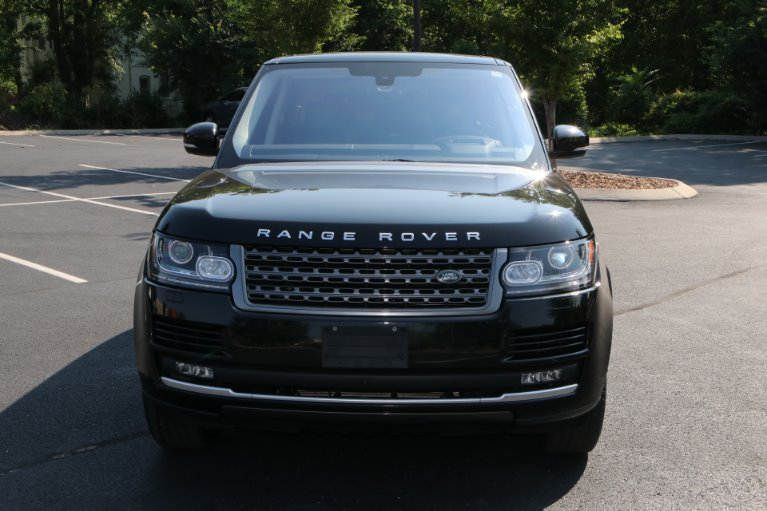 Used 2016 Land Rover Range Rover Td6 for sale Sold at Auto Collection in Murfreesboro TN 37130 5