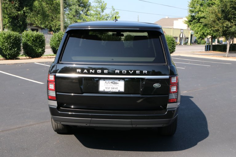 Used 2016 Land Rover Range Rover Td6 for sale Sold at Auto Collection in Murfreesboro TN 37130 6