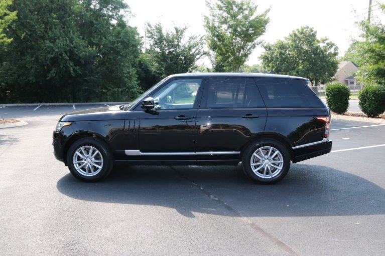 Used 2016 Land Rover Range Rover Td6 for sale Sold at Auto Collection in Murfreesboro TN 37130 7