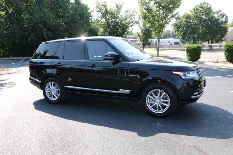 Used 2016 Land Rover Range Rover Td6 for sale Sold at Auto Collection in Murfreesboro TN 37130 1