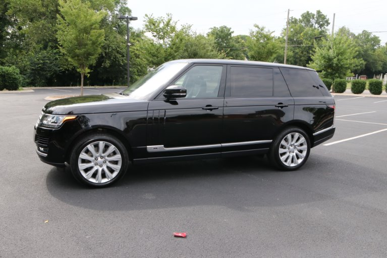 Used 2016 Land Rover Range Rover Supercharged LWB for sale Sold at Auto Collection in Murfreesboro TN 37130 2