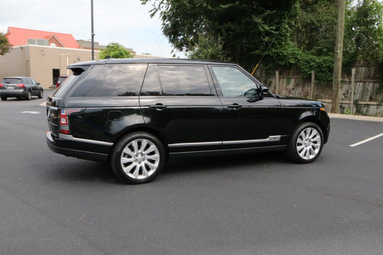 Used 2016 Land Rover Range Rover Supercharged LWB for sale Sold at Auto Collection in Murfreesboro TN 37130 3