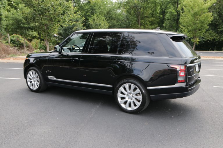 Used 2016 Land Rover Range Rover Supercharged LWB for sale Sold at Auto Collection in Murfreesboro TN 37130 4