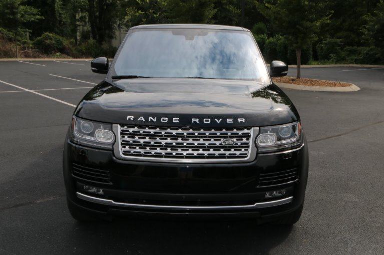 Used 2016 Land Rover Range Rover Supercharged LWB for sale Sold at Auto Collection in Murfreesboro TN 37130 5