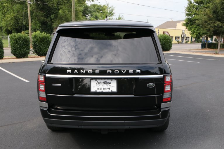 Used 2016 Land Rover Range Rover Supercharged LWB for sale Sold at Auto Collection in Murfreesboro TN 37130 6