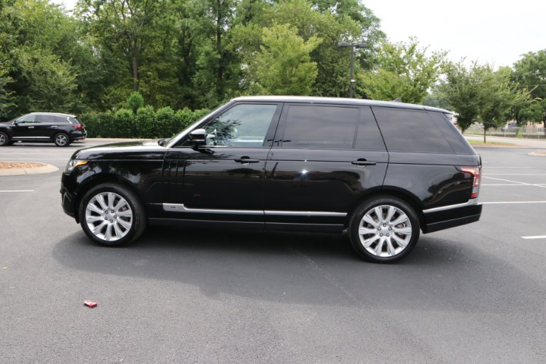 Used 2016 Land Rover Range Rover Supercharged LWB for sale Sold at Auto Collection in Murfreesboro TN 37130 7