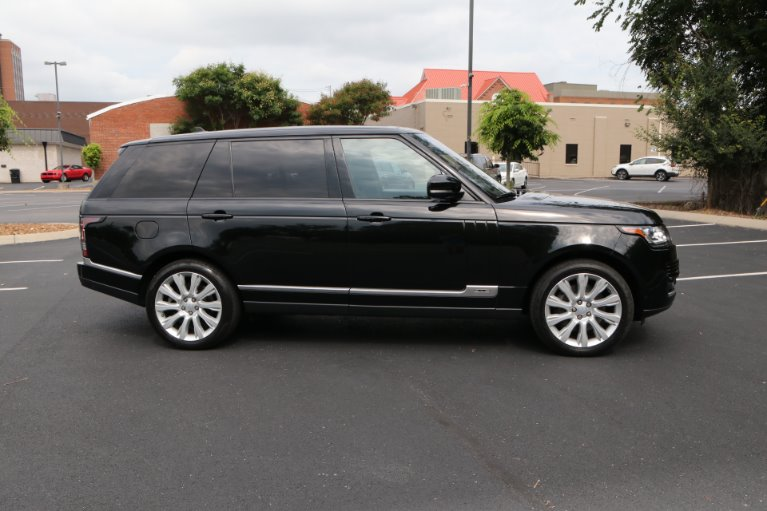 Used 2016 Land Rover Range Rover Supercharged LWB for sale Sold at Auto Collection in Murfreesboro TN 37130 8