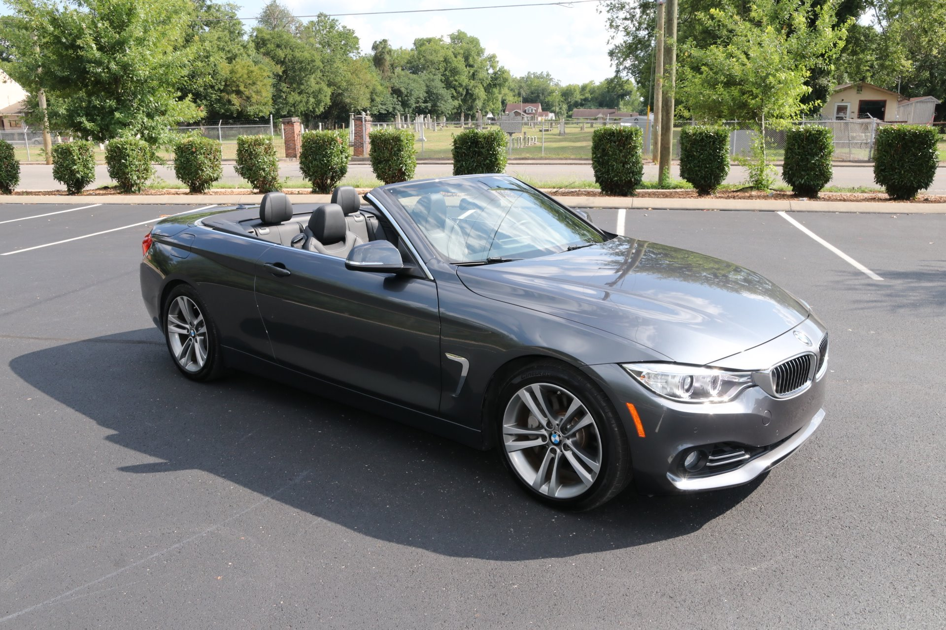 Used 2016 BMW 4 Series 435i for sale Sold at Auto Collection in Murfreesboro TN 37129 1