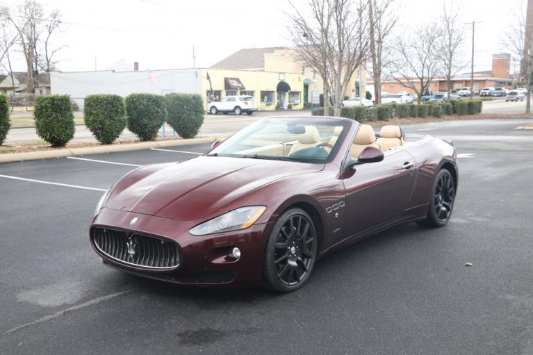 Used 2011 Maserati GRANTURISMO S CONVERTIBLE RWD CONVERTIBLE for sale Sold at Auto Collection in Murfreesboro TN 37130 2