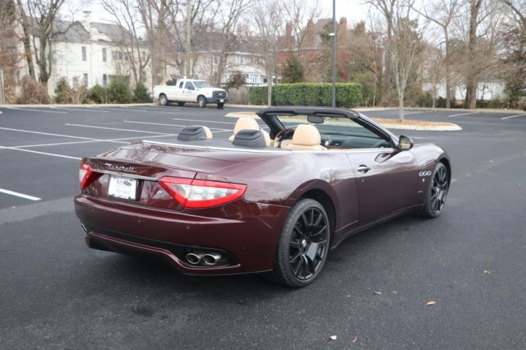 Used 2011 Maserati GRANTURISMO S CONVERTIBLE RWD CONVERTIBLE for sale Sold at Auto Collection in Murfreesboro TN 37130 3