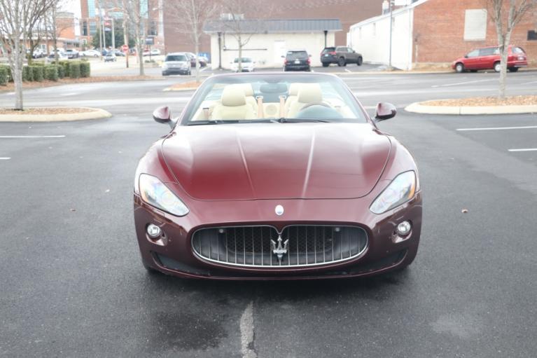 Used 2011 Maserati GRANTURISMO S CONVERTIBLE RWD CONVERTIBLE for sale Sold at Auto Collection in Murfreesboro TN 37130 5