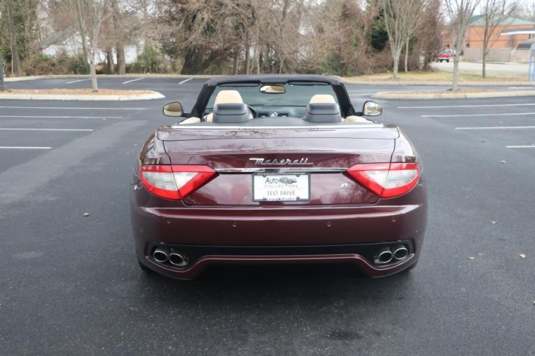 Used 2011 Maserati GRANTURISMO S CONVERTIBLE RWD CONVERTIBLE for sale Sold at Auto Collection in Murfreesboro TN 37130 6